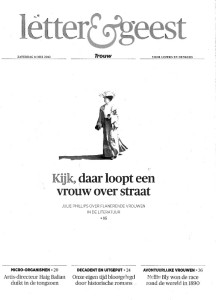 Trouw Woolf Dalloway cover